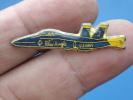 (pin911b) Pin´s Pins De Collection THEME AVION AVIATION ESPACE / US NAVY PATROUILLE ACROBATIQUE BLUE ANGELS F-18 HORNET - Avions