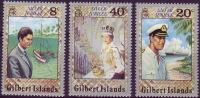 ( 1646 ) Gilbert Islands - Silver Jubilee . - Royalties, Royals