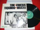 TOM VINICIUS ET T MIUCHA  GRAVADO AO VIVO NO CANECAO   EDIT  IMPORT BRESIL  1977 - World Music