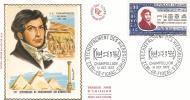 FDC  France 1972: Dechiffrement Des Hieroglyphes - 1970-1979