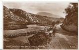 Scotland - River Laxford & Ben Arkle, Sutherlandshire - Real Photograph  F94 - Sutherland