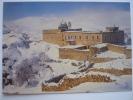 Convent St Serge Maaloula  Syria Postcard - Syria