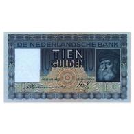 Netherlands Indies 5 Gulden 1943 P-113 - Nederlands-Indië