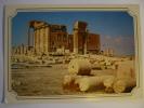 Palmyra Bel's Temple Syria Postcard - Syria