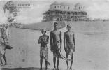 DJIBOUTI GROUPE D'INDIGENES - Gibuti
