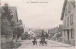 GIROMAGNY 997 RUE DE BELFORT (ATTELAGE DE CHIEN) - Giromagny
