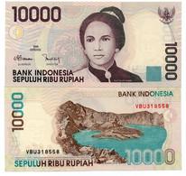 INDONESIA 10000 10,000 RUPIAH 1998/2005 P 137 UNC - Indonésie