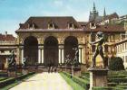 Prague,  Sala Terrena Au Jardin Du Palais Wallenstein, Circule Oui - Châteaux
