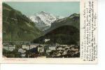 Interlaken Und Die Jungfrau 1904 - BE Berne