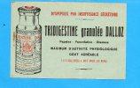 TRIDIGESTINE Granulée DALLOZ -   PARIS Xè - Pharmacie (pli , Agrafes) - Santé