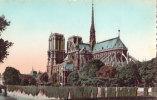 La Cathédrale - Notre-Dame De Paris
