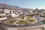 Hermosa Vista De La Plaza San Martin - Ecuador