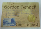 05 GAP TALLARD GORDON BENNETT MONTGOLFIÈRE BALLON PLANEURS MONNAIE DE PARIS 2011 ENCART RÉF 05TAL2a/11 - 2011