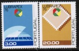 PORTUGAL   Scott #  1302-3**  VF MINT NH - Unused Stamps
