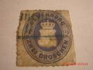 OLDENBURG, 1862, MICHEL 18A OR SCOTT 19, 2G ULTRA, USED - Oldenbourg