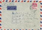 5573. Carta Aerea WIESBADEN (Alemania)  1949. Zona Ocupacion Anglo Americana - Zona Anglo-Américan