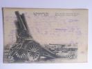 Guerre 1914-15 - Gros Mortier Allemend De 420 - Matériel