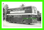 PHOTO - TROLLEY BUS , SXF 1 - LONDON TRANSPORT - PLATE No CW 51 - ANIMATED - PHOTO BY V. C. JONES IN 1965 - - Photos