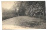 Leugny (89) : La Pièce D'eau Du Château De La Tournelle En 1910. - Ohne Zuordnung