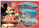 CP Viserba Rimini Emilia Romagna Italie Mickey - Rimini