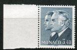 Monaco - YT N° 1539 - Princes Rainier III Et Albert - Sin Clasificación