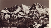 Mt Everest From Sandakphu - India