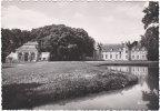 37. Cpsm. Gf. Environs De CHATEAU-RENAULT. Le Château De Pierrefitte. 10 - France