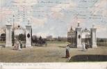 PROVIDENCE R I   1072 GATES ROGER WILLIAMS PARK (DILIGENCE ETE ANIMATION) 1904 - Providence