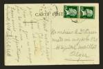 Pasteur 170  Utlisé En Algérie, Oblitération De Laghouat Le 6/8/23 - 1922-26 Pasteur
