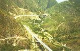 Caracas Vista Aérea De Un Tramo De La Autopista - Venezuela
