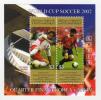 GRENADA  &  2432 MNH FOOTBALL-SOCCER 2002  KOREA JAPAN  1/4 FINAL  # 347-4  ( - Calcio