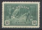Canada 1946 Y.T 223 MH/* VF - Nuevos