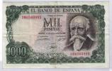 BILLETE DE 1000 PESETAS DE 1971 - MUY BONITO - [ 3] 1936-1975: Regime Van Franco