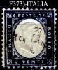 Italia-F00373 - 1862 - Sassone: N.2 (o) - Privo Di Difetti Occulti. - 1861-78 Vittorio Emanuele II