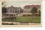 Belgrade L'ancienne Et La Nouvelle Université Vue Du Jardin Académique - Serbie