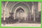 HURIGNY - Intérieur De L'Eglise - Otros Municipios