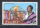 Zambia Sambia 1974 - Michel 122 O - Zambia (1965-...)