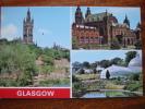 Botanic Gardens University Art Gallery Museum Glasgow Dennis Postcard - Lanarkshire / Glasgow