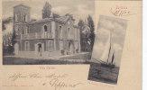 $3-1368- Bellaria Villa Calletti - Rimini -  F.p. Viaggiata1902 - Rimini