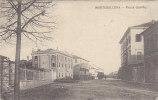 $3-1375- Montebelluna Piazza Guarda -  F.p. Viaggiata1922 - Treviso
