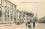 88 SAINT DIE RUE D'ALSACE GUERRE 1914 - Saint Die