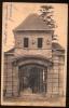 CPSM  Belgique NINOVE Ingangspoort Der Vroegere Abdij Omtrent 1760 Porte D'entrée De L'ancienne Abbaye Vers 1760 - België