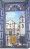 Cuba-catedral De La Habana- Situada En La Plaza De Igual-used Card+1 Card Prepiad Free - Cuba