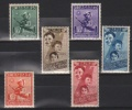 FILATELIA  Italia Regno: Serie Colonie Estive SOLO  POSTA AEREA  100/105 Nuova Integra ** MNH - 1900-44 Vittorio Emanuele III