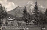 18975   Austria,  Filzmoos,  Raingut Gegen Bischofsmutze,  2454 M,  VGSB1954 - Unclassified