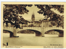 Switserland, Bále, Cathédrale Et Pont Sur Le Rhin - Zwitserland