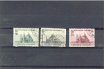 481-483  à 1/10 Cw/vc Koopje/bonne Affaire!! - Used Stamps