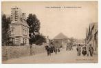 LANDERNEAU  -  Le  Boulevard  De  La  Gare  /  Animée  Attelages - Landerneau