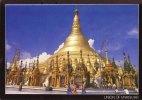 Rangoon The Great Shwedagon Pagoda - Myanmar (Birma)