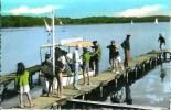 72 SILLE-le-GUILLAUME La Vedette Promenade Et Yatchs Sur Le Lac - Sille Le Guillaume